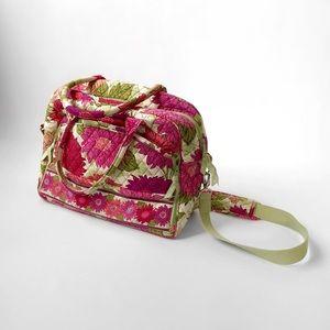 V E R A  B R A D L E Y • Large Travel Laptop Bag